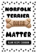 Norfolk Terrier Diets Matter