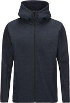 Peak Performance - Tech Zipped Hooded Sweater - Heren - maat L