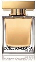 MULTI BUNDEL 3 stuks Dolce And Gabbana The One Eau De Toilette Spray 50ml