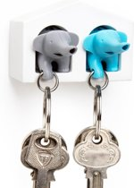 Qualy Duo Elephant sleutelhanger
