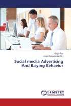 Social Media Advertising and Baying Behavior