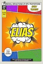 Superhero Elias