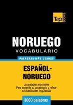 Vocabulario Español-Noruego - 3000 palabras más usadas