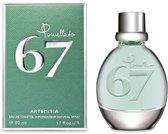 MULTI BUNDEL 2 stuks Pomellato 67 Artemisia Eau De Toilette Spray 50ml