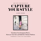 Boek cover Capture your style van Aimee Song (Onbekend)