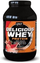 QNT Delicious Whey Protein Aardbei 908gr