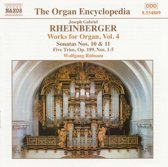 Rheinberger: Organ Works,Vol.4