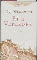 Boek cover Rijk verleden. Gedichten van Lévi Weemoedt (Hardcover)