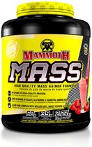 Interactive Nutrition Mammoth 2500 - 2270 gram - strawberry