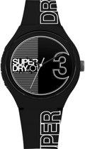 Superdry urban style SYG239BW Mannen Quartz horloge