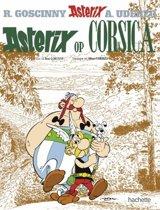 Boek cover Asterix 20. Asterix op Corsica van Albert Uderzo