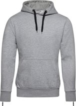 Wrong Friends MOSCOW HOODIE - GRAY/GRAY