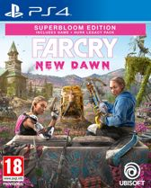 Cover van de game Far Cry New Dawn Superbloom Edition - PS4