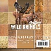 Papierpak - Amy Design - Wild Animals
