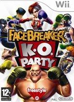 FaceBreaker: K.O. Party - Wii