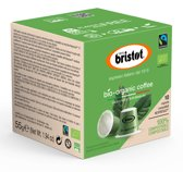 Bristot BIO 100% biologische koffie capsules (Nespesso© Compatible) - 8 x 10 stuks