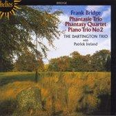 Frank Bridge: Trios: Phantasie Trio; Phantasy Quar