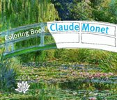Monet Coloring Book