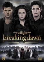 DVD cover van The Twilight Saga: Breaking Dawn - Part 2