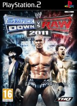 WWE, SmackDown vs Raw 2011  PS2