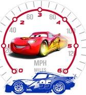 Disney Cars - Maxi Muursticker - Rood/blauw - 64,5x66 cm
