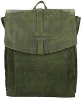 Cowboysbag Coy Rugzak - Forest Green