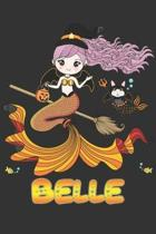 Belle: Belle Halloween Beautiful Mermaid Witch Want To Create An Emotional Moment For Belle?, Show Belle You Care With This P