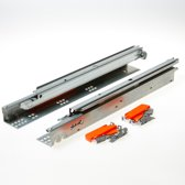Hafele Softroller 50kg wvas+b 500mm (Prijs per 2 paar)