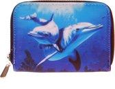 portemonnee dolfijn-