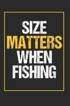 Size Matters When Fishing