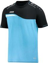 Jako Competition 2.0 T-Shirt - Voetbalshirts  - blauw licht - M