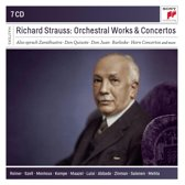 Orchestral Works &..