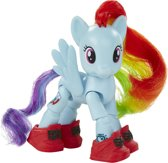 My Little Pony Rainbow Dash - Sightseeing - Speelfigurenset