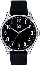 Ice-Watch IW013043 Horloge - Leer - Zwart - 41 mm