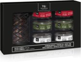 WOODWICK DELUXE PETITE GIFT SET