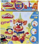 Play-Doh Clown