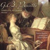 Pescetti: Complete Keyboard Music