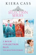 The Selection series (1-3 and The Prince & The Guard)