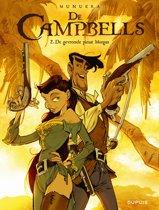 De Campbells 02. De gevreesde piraat Morgan