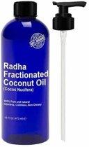 RADHA Beauty Coconut Oil 473ml.