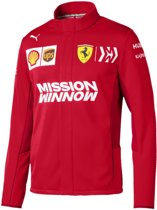 Scuderia Ferrari Team Softshell Jacket
