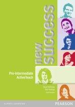 New Success Pre-Intermediate Active Teach