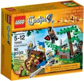 LEGO Castle Boshinderlaag - 70400