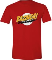 Big Bang Theory Bazinga! T-Shirt M