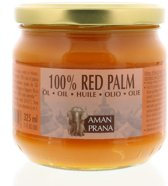 Aman Prana Red Palm Olie - 325 ml - Voedingssupplement