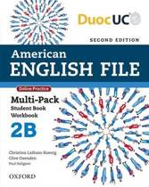 American English File 2e 2 Multi-pack B