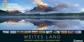 Endless Landscapes National Geographic Slimline Posterkalender 2020