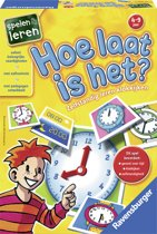 Ravensburger Hoe laat is het? - leerspel