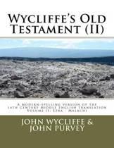 Wycliffe's Old Testament (II)