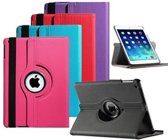 iPad Air Rotating 360 Hoesje Case Roze